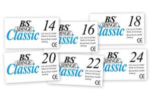 Klamry B/S Spange Classic (10szt)